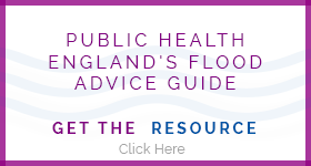 Public Health England's Flood Advice Guide