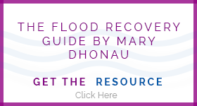 The Flood Recovery Guide by Mary Dhonau