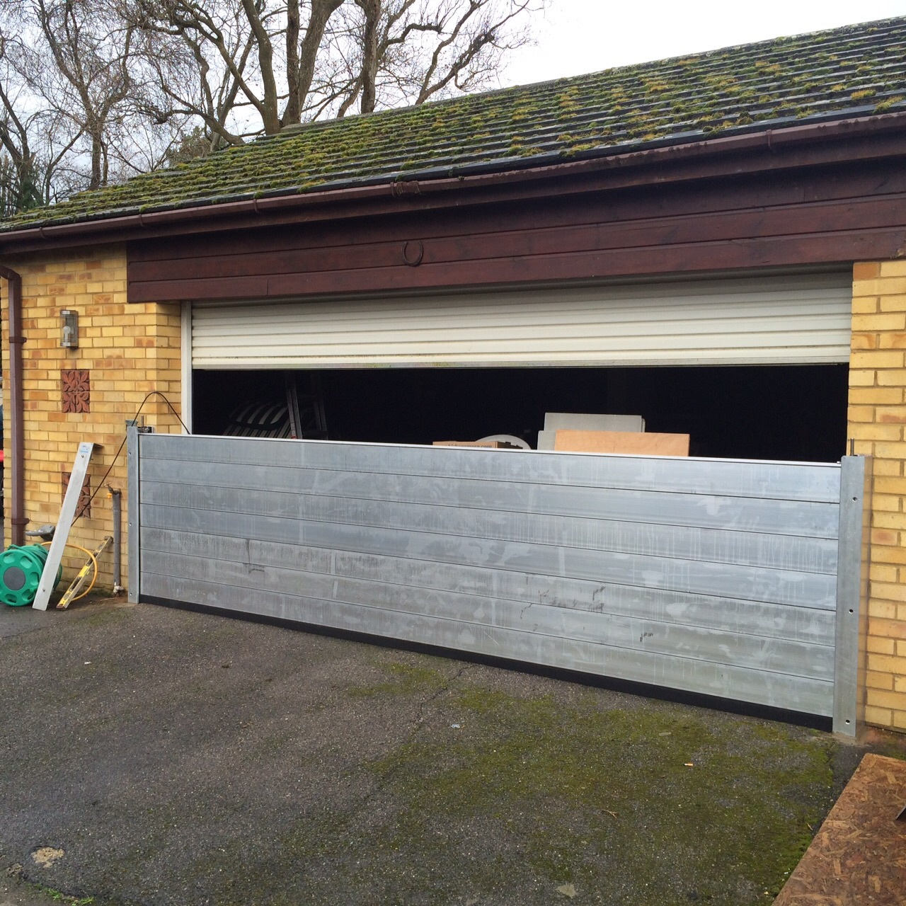 Weybridge Barrier Installation